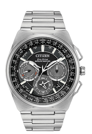 Citizen Eco-Drive Satellite Wave F900 CC9008-50E