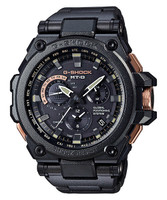 Casio MT-G Metal Twisted G-Shock GPS Hybrid MTG-G1000 MTGG1000RB-1A