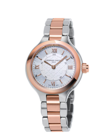 Frederique Constant Horological Smart Watch Ladies - FC281WH3ER2B