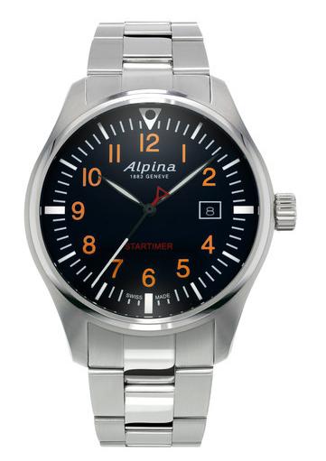 Alpina STARTIMER PILOT Quartz AL-240N4S6B