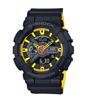 Casio G-Shock Ana-Digital X-Large 3D  GA110BY-1A