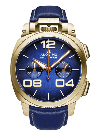 Anonimo Militare Automatic Chrono Bronze AM-1120.04.003.A03