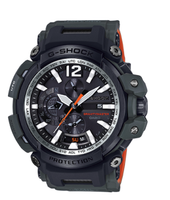 Casio G-Shock Aviation GPS Hybrid Gravity Master Bluetooth GPW2000-3A