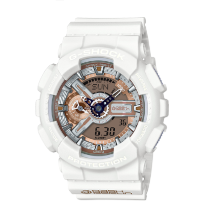 "Casio G-Shock Ana-Digital ""Dash Berlin"" GA110DB-7A"