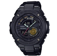 Casio G-Shock G-Steel Limited Edition Midnight In Tokyo GST200RBG-1A