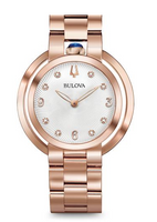 Bulova Rubaiyat Womens Watch 97P130
