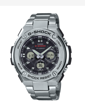 Casio G-Shock G-Steel Tough Solar GSTS310D-1A