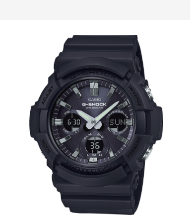 Casio G-Shock Ana-Digital GAS100B-1A