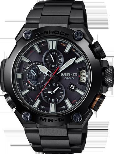 Casio G-Shock MR-G GPS Atomic Solar Hybrid  MRGG2000CB-1A