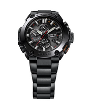 Casio G-Shock MR-G GPS Atomic Solar Hybrid  MRGG2000CB-1A