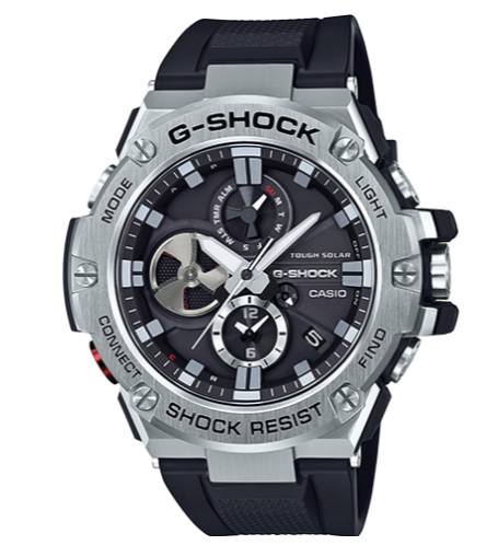 Casio G-Shock G-Steel Bluetooth Connected GSTB100-1A