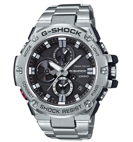Casio G-Shock G-Steel Bluetooth Connected GSTB100D-1A