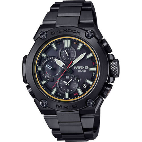 Casio G-Shock MR-G Mid-BLE & Wave Ceptor MRGG-B1000B-1A