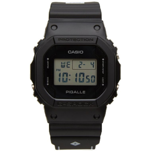 G-Shock Pigalle Collaboration Black DW5600PGB-1CR