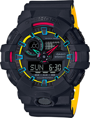 G-Shock Ana/Digital Super Illuminator GA700SE-1A9