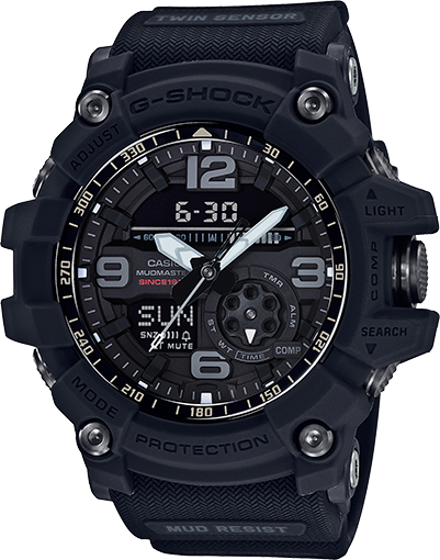 G-Shock MudMaster 35th Anniversary Edition GG1035A-1A