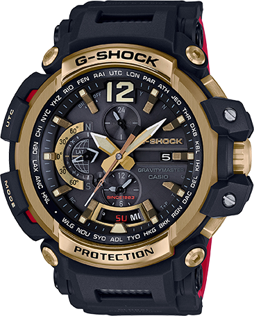 G-Shock Gravity Master 35th Anniversary  Edition GPW2000TFB-1A