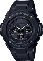 G-Shock G-Steel Black GSTS300G-1A1