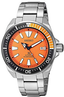 Seiko Prospex Automatic Orange Samurai SRPC07
