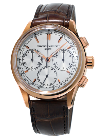 Frederique Constant Flyback Chronograph Manufacture FC-760V4H4