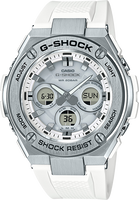 G-Shock G-Steel Black and Stainless Steel GSTS310-7A
