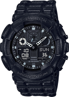Casio G-Shock Ana-Digital GA100BT-1A