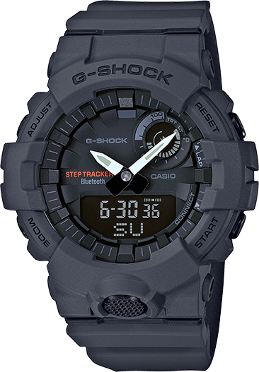 Casio G-Shock Step Tracker GBA800-8A