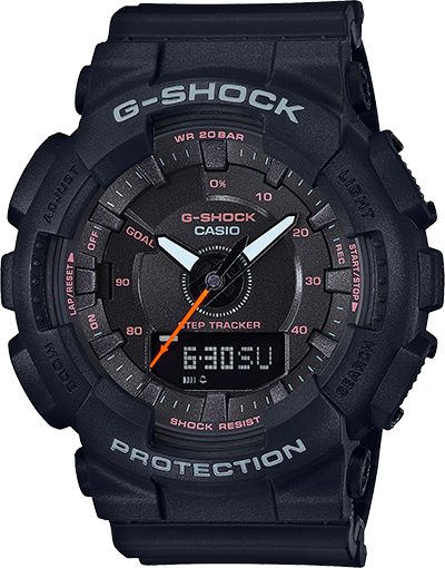 Casio G-Shock Step Tracker GMAS130VC-1A