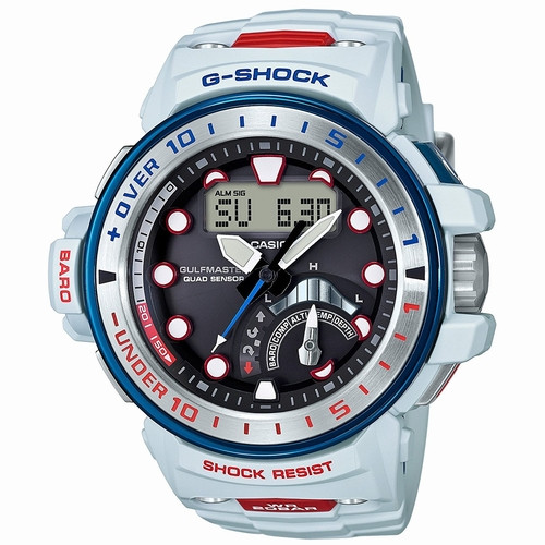 Casio G-Shock Gulfmaster Love The Sea And The Earth Casio I.C.E.R.C   Ref: GWN-Q1000K-7AJR