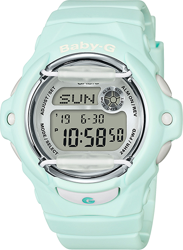 Casio Baby-G Blooming Mint  BG169R-3