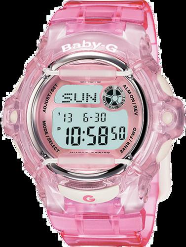 Casio Baby-G Blooming Pink  BG169R-4