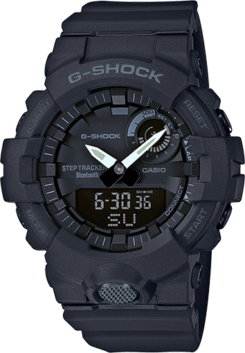 Casio G-Shock Step Tracker GBA800-1A