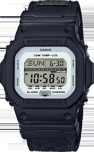 Casio G-Shock G-Lide Ana-Digital Cloth Band GLS-5600CL-1