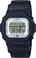Casio G-Shock G-Lide Ana-Digital Cloth Band GLS-5600CL-1