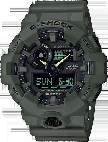 G-Shock Ana/Digital Utility Series GA-700UC-3A