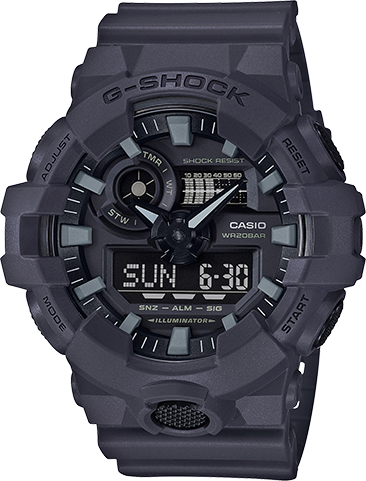 G-Shock Ana/Digital Utility Series GA-700UC-8A