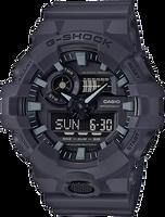 G-Shock Ana/Digital Utility Series GA-700UC-8A