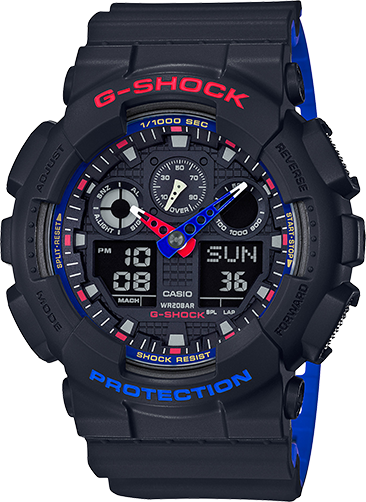 Casio G-Shock Ana-Digital GA100LT-1A