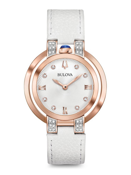 Bulova Rubaiyat Women's Watch 98R243