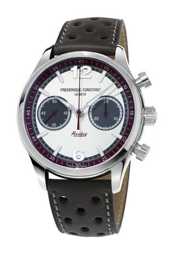 Frederique Constant 2018 Vintage Rally Healey Chronograph  FC-397HSG5B6