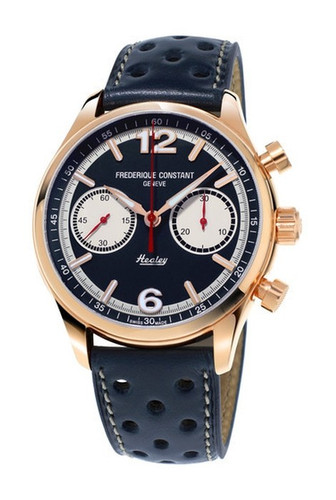 Frederique Constant 2018 Vintage Rally Healey Chronograph  FC-397HN5B4