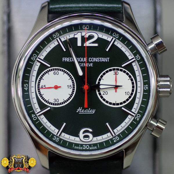 Frederique Constant 2018 Vintage Rally Healey Chronograph  FC-397HGR5B6