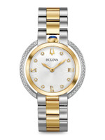 Bulova Rubaiyat Women's Watch 98R246