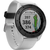 Garmin Approach S60 GPS Watch White