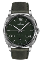 Anonimo EPURATO Automatic Stainless Steel Case Mat Green Dial AM-4000.01.107.W66