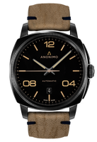 Anonimo EPURATO Automatic Stainless Steel & DLC Black Dial AM-4000.02.292.K19
