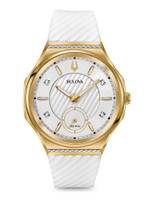 Bulova Curv Ladies' Curv Watch 98R237