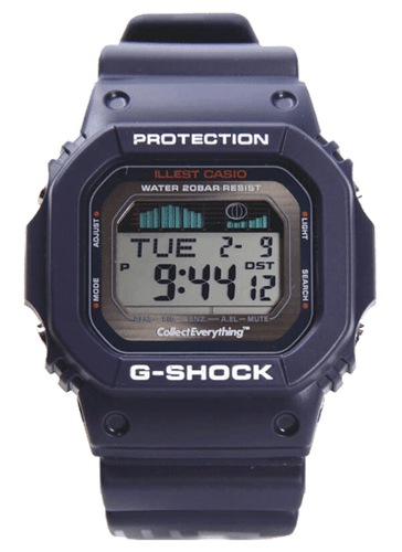 Casio G-Shock G-Lide Collaboration ILLEST Limited Edition GLX5600FAT3-2