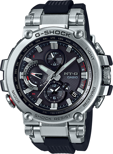 Casio MT-G Metal Twisted G-Shock  MTGB1000-1A