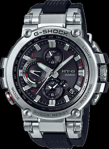 Casio MT-G Metal Twisted G-Shock  MTGB1000-1A